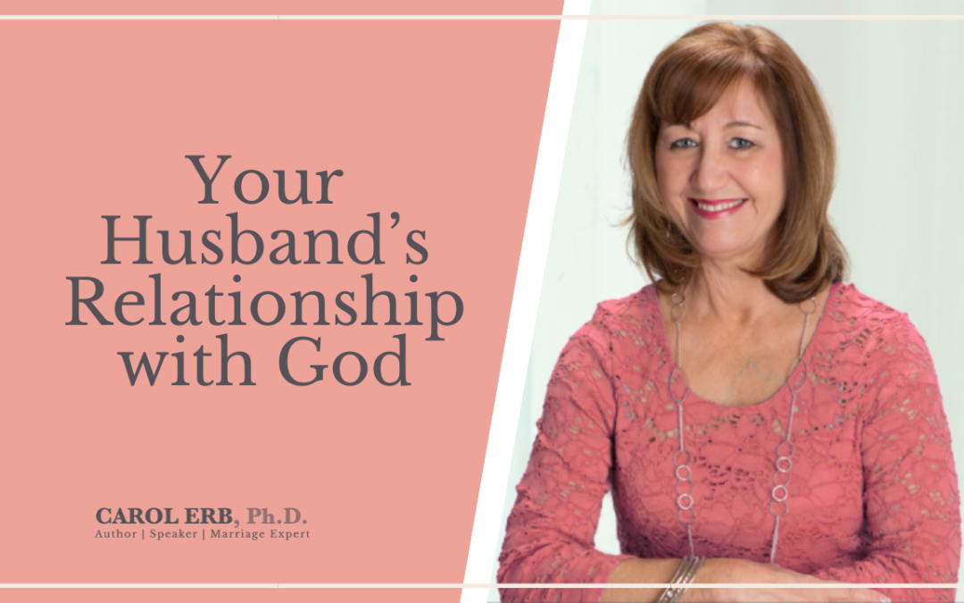 Your Husband's Relationship with God After an Affair